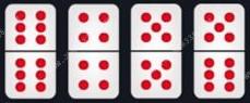 kartu ceme besar murni