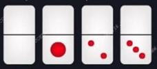 kartu ceme kecil murni