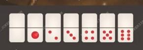 kartu ceme dengan nol titik diatasnya