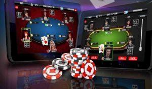 Tombol-Tombol Dahsyat Bermain Poker Online
